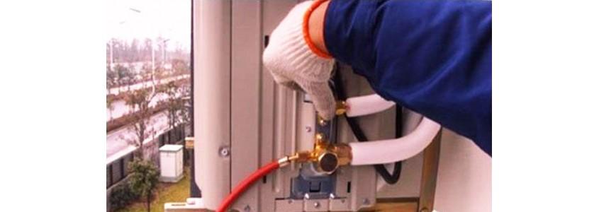 家用空调加氟(R22制冷剂)教程