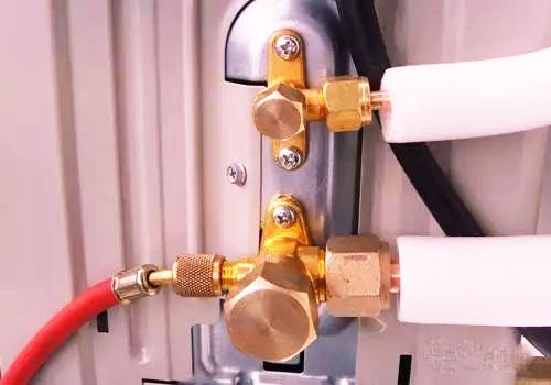 空调加氟方法教程
