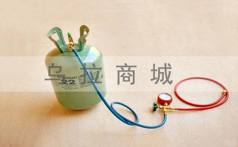 空调加氟工具连接钢瓶